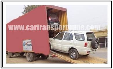 car transportation price pune