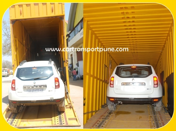 car transportation pune delhi